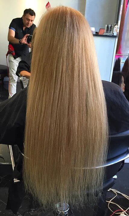 Hair Extensions in Brooklyn Result 4 Image