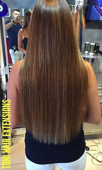 Hair Extensions in Brooklyn Result 3 Image